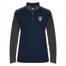 Badger Ladies Ultimate Softlock Sport 1/4-Zip
